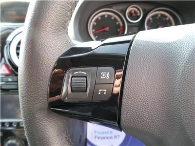 2013 VAUXHALL CORSA LIMITED EDITION 1229 PETROL MANUAL 5 Speed 5 DOOR HATCHBACK