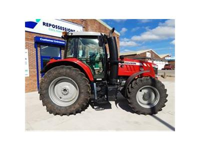 2017 MASSEY FERGUSON/HARRIS MF7716 DYNA 6 6596   0 Speed TRACTOR