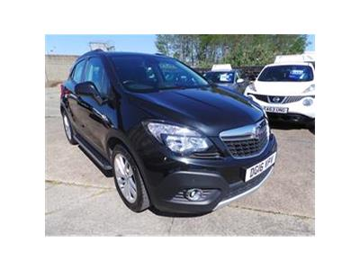 2016 VAUXHALL MOKKA TECH LINE CDTI S/S 1598 DIESEL MANUAL 6 Speed 5 DOOR HATCHBACK