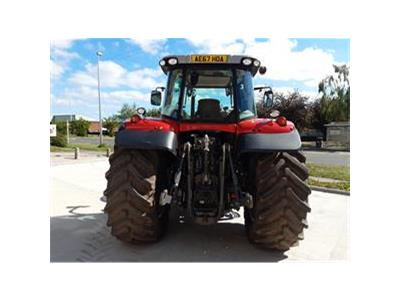 2017 MASSEY FERGUSON/HARRIS ALL VARIANTS 6596 UNSPECIFIED 0 Speed AGRI/SPV