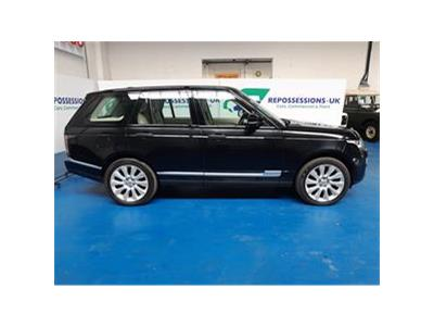 2014 LAND ROVER MK4 (LG) 2012 On SDV8 AUTOBIOGRAPHY DIESEL AUTOMATIC 8 Speed 5 DOOR ESTATE