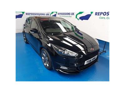 2016 FORD FOCUS ST-3 TDCI 1997 DIESEL MANUAL 6 Speed 5 DOOR HATCHBACK