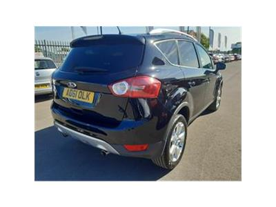 2011 FORD KUGA ZETEC TDCI 2WD 1997 DIESEL MANUAL 6 Speed 5 DOOR ESTATE