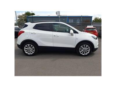2016 VAUXHALL MOKKA X ELITE CDTI S/S 1598 DIESEL MANUAL 6 Speed 5 DOOR HATCHBACK