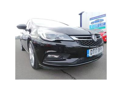 2017 VAUXHALL ASTRA SRI NAV S/S 1598 PETROL MANUAL 6 Speed 5 DOOR ESTATE