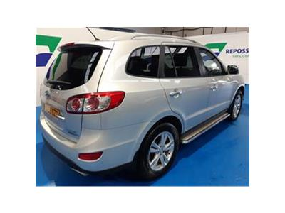2010 HYUNDAI SANTA FE PREMIUM CRDI 2199 DIESEL AUTOMATIC 6 Speed 5 DOOR ESTATE