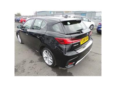 2018 LEXUS CT 200H SE PLUS 1798 PETROL/ELECTRIC CVT 1 Speed 5 DOOR HATCHBACK