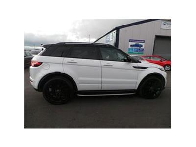 2015 LAND ROVER RANGE ROVER EVOQUE SD4 DYNAMIC 2179 DIESEL MANUAL 6 Speed 5 DOOR ESTATE