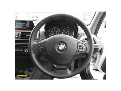 2017 BMW 1 SERIES 116D ED PLUS 1496 DIESEL MANUAL 6 Speed 5 DOOR HATCHBACK