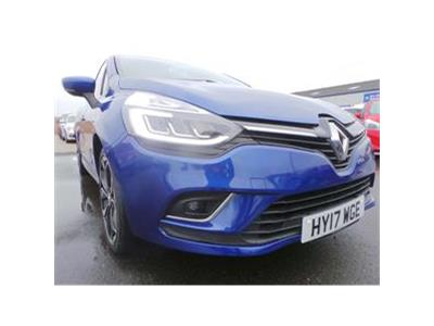 2017 RENAULT CLIO DYNAMIQUE S NAV TCE 898 PETROL MANUAL 5 Speed 5 DOOR HATCHBACK