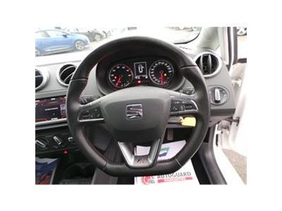 2017 SEAT IBIZA TSI FR TECHNOLOGY 1197 PETROL MANUAL 6 Speed 5 DOOR HATCHBACK