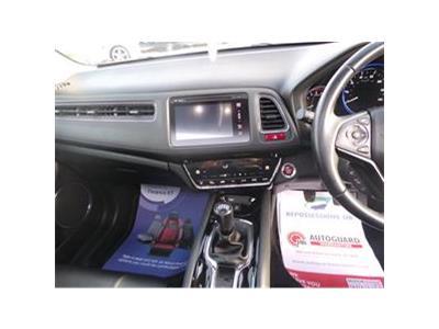 2017 HONDA HR-V I-DTEC EX 1597 DIESEL MANUAL 6 Speed 5 DOOR HATCHBACK