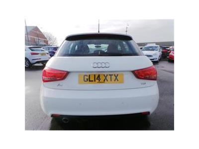 2014 AUDI A1 SPORTBACK TDI SPORT 1598 DIESEL MANUAL 5 Speed 5 DOOR HATCHBACK