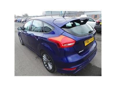2017 FORD FOCUS ST-LINE 999 PETROL AUTOMATIC 6 Speed 5 DOOR HATCHBACK