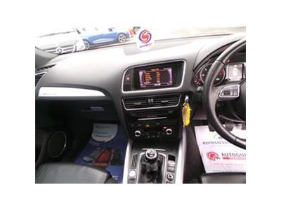 2012 AUDI Q5 TDI QUATTRO S LINE PLUS S/S 1968 DIESEL MANUAL 6 Speed 5 DOOR ESTATE