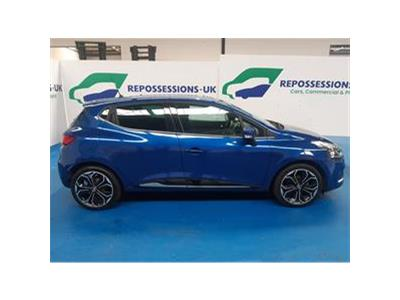 2019 RENAULT CLIO ICONIC TCE 898 PETROL MANUAL 5 Speed 5 DOOR HATCHBACK