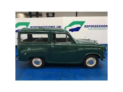 1966 AUSTIN A35 850 848 PETROL MANUAL  CAR DERIVED VAN
