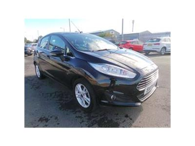 2017 FORD FIESTA ZETEC 998 PETROL MANUAL 5 Speed 5 DOOR HATCHBACK