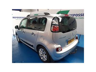 2010 CITROEN C3 PICASSO PICASSO EXCLUSIVE HDI 1560 DIESEL MANUAL  5 DOOR MPV