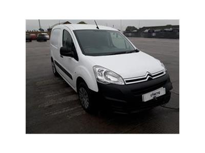 2016 CITROEN BERLINGO 625 ENTERPRISE L1 HDI