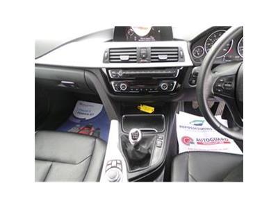2016 BMW 3 SERIES 320D ED PLUS 1995 DIESEL MANUAL 6 Speed 4 DOOR SALOON