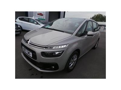 2017 CITROEN C4 PICASSO GRAND BLUEHDI TOUCH EDITION S/ 1560 DIESEL MANUAL 5 Speed 5 DOOR MPV