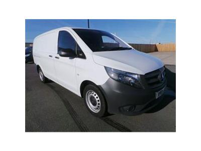 2017 MERCEDES VITO 111 CDI 1598 DIESEL MANUAL  2 DOOR PANEL VAN