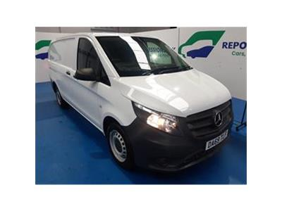 2019 MERCEDES VITO 114 PURE L2 2143 DIESEL MANUAL  PANEL VAN
