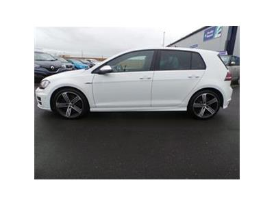 2017 VOLKSWAGEN GOLF R 1984 PETROL MANUAL 6 Speed 5 DOOR HATCHBACK