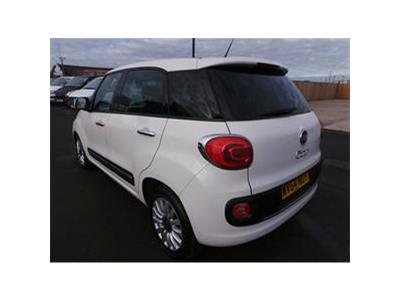 2014 FIAT 500L MULTIJET POP STAR 1598 DIESEL MANUAL 6 Speed 5 DOOR MPV