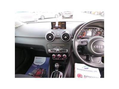 2015 AUDI A1 TDI SPORT 1598 DIESEL SEMI AUTO 7 Speed 3 DOOR HATCHBACK
