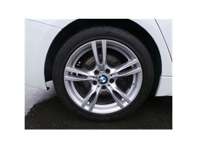 2017 BMW 3 SERIES 335D XDRIVE M SPORT 2993 DIESEL AUTOMATIC 8 Speed 4 DOOR SALOON