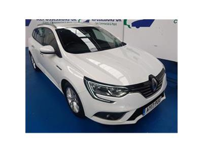 2017 RENAULT MEGANE DYNAMIQUE NAV DCI 1461 DIESEL MANUAL 6 Speed 5 DOOR ESTATE