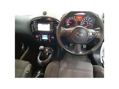 2013 NISSAN JUKE NISMO DIG-T 1618 PETROL MANUAL 6 Speed 5 DOOR HATCHBACK
