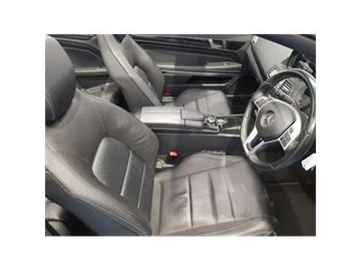 2016 MERCEDES E-CLASS E 220 D AMG LINE EDITION 2143 DIESEL AUTOMATIC 7 Speed 2 DOOR CONVERTIBLE