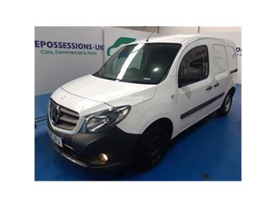 2018 MERCEDES CITAN 109 CDI BLUEEFFICIENCY 1461 DIESEL MANUAL 5 Speed PANEL VAN