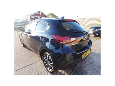 2017 MAZDA 2 SPORT NAV 1496 PETROL MANUAL 5 Speed 5 DOOR HATCHBACK