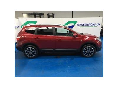 2012 NISSAN QASHQAI N-TEC PLUS 2 DCI 1461 DIESEL MANUAL 6 Speed 5 DOOR HATCHBACK