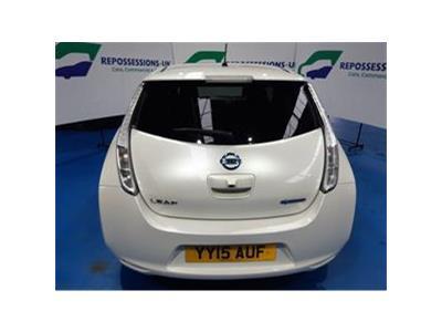 2015 NISSAN LEAF ACENTA ELECTRIC AUTOMATIC 1 Speed 5 DOOR HATCHBACK