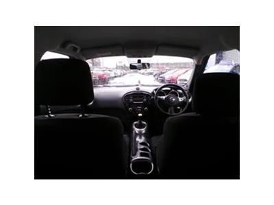 2017 NISSAN JUKE ACENTA DCI 1461 DIESEL MANUAL 6 Speed 5 DOOR HATCHBACK