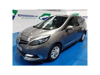 2016 RENAULT SCENIC GRAND DYNAMIQUE NAV DCI 1461 DIESEL MANUAL 6 Speed 5 DOOR MPV