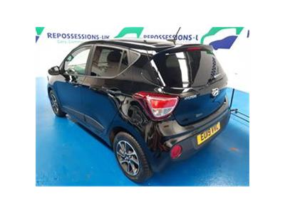 2019 HYUNDAI I10 PREMIUM 998 PETROL MANUAL 5 Speed 5 DOOR HATCHBACK