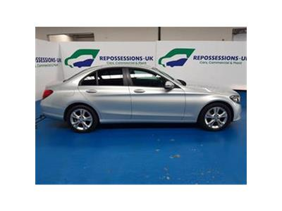 2016 MERCEDES C-CLASS C220 D SE EXECUTIVE 2143 DIESEL MANUAL  4 DOOR SALOON
