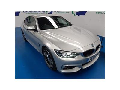 2019 BMW 4 SERIES 420I XDRIVE M SPORT GRAN COUPE 1998 PETROL AUTOMATIC 8 Speed 4 DOOR COUPE
