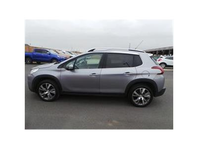 2018 PEUGEOT 2008 PURETECH S/S ALLURE 1199 PETROL MANUAL 5 Speed 5 DOOR HATCHBACK