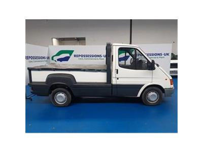 1999 FORD TRANSIT 120 FLARESIDE PICKUP 2496 DIESEL MANUAL 5 Speed VAN