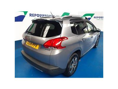 2014 PEUGEOT 2008 E-HDI ALLURE FAP 1560 DIESEL MANUAL 6 Speed 5 DOOR HATCHBACK