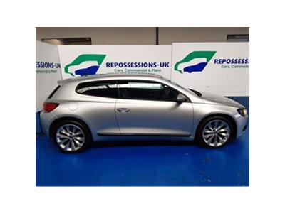 2013 VOLKSWAGEN SCIROCCO TDI BLUEMOTION TECHNOLOGY DSG 1968 DIESEL SEMI AUTO 6 Speed 3 DOOR COUPE