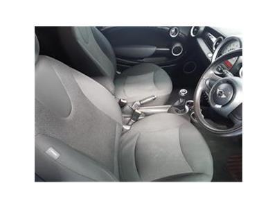2010 MINI HATCH ONE 1598 PETROL MANUAL 6 Speed 3 DOOR HATCHBACK