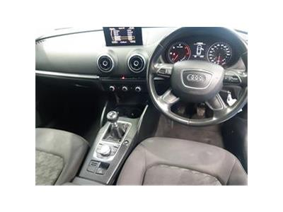 2013 AUDI A3 TDI SE 1598 DIESEL MANUAL 6 Speed 3 DOOR HATCHBACK